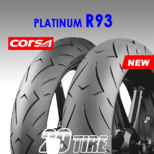 ยาง Corsa รุ่น R93 Platinum