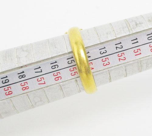 แหวน กระดุม ดอกบัว สัตตบงกช ทอง99.99 งานสวยมาก นน. 10.88 g 3