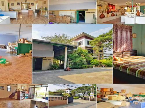 บ้านเช่าดอนเมือง/Home Office พร้อมโกดัง ให้เช่าถูกที่สุด 40,000 บาท ย่านดอนเมือง บ้านเดี่ยวสภาพดี_Co