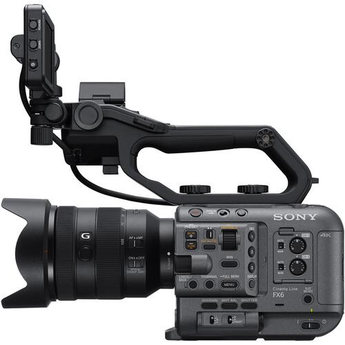กล้องวีดีโอ SONY PXW-FX6 Cinema Camera (Body Only)
