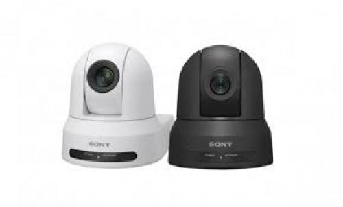 SRG-X120 IP 4K* Pan-Tilt-Zoom Camera with NDI®**|HX capability