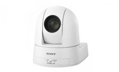 SONY SRG-300SE Full HD remotely controlled PTZ colour video camera with IP streaming