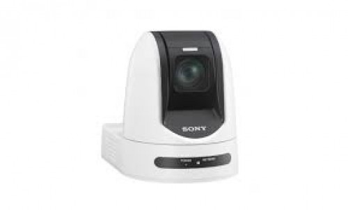 SONY SRG-360SHE Full HD camera with triple streaming outputs and advanced PTZ functions