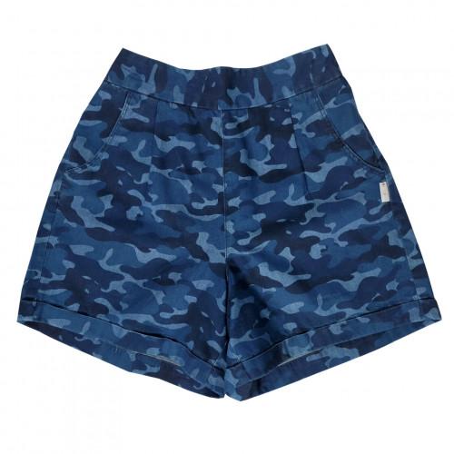 กางเกงขาสั้นลายทหาร-พิเศษ AP-17098