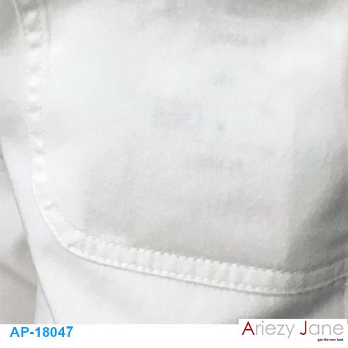 กางเกง 5 ส่วนผ่าข้างปลายขา AP-18047 2