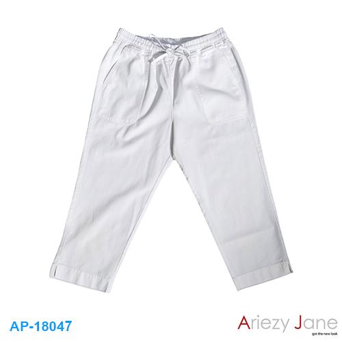 กางเกง 5 ส่วนผ่าข้างปลายขา AP-18047