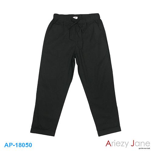กางเกง 7 ส่วน ค็อตต้อน ลินินผสม AP-18050