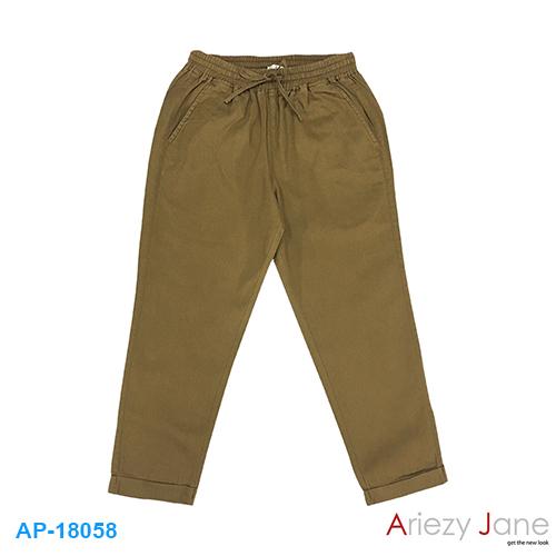 กางเกง 7 ส่วน TWILL BRUSH AP-18058