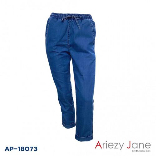กางเกงยีนส์ยึด 7 ส่วน AP-18073