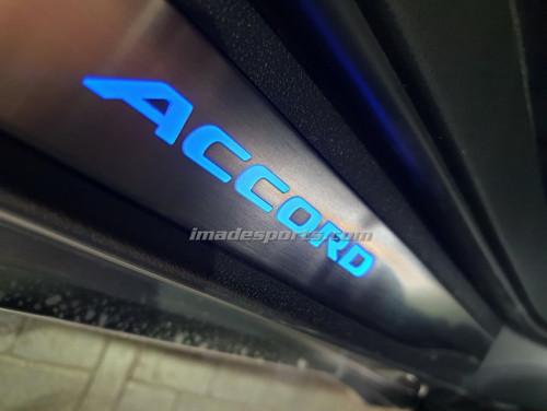 กาบบันได ACCORD G9 MDL Sport RS พร้อม LED