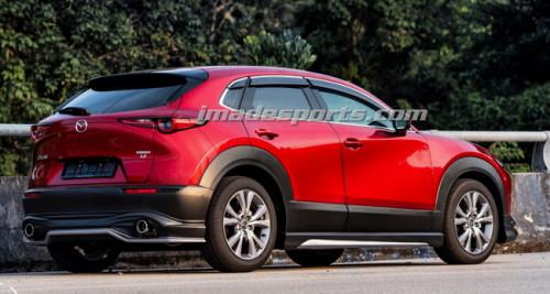 ชุดแต่ง Mazda CX-30 ATIVUS