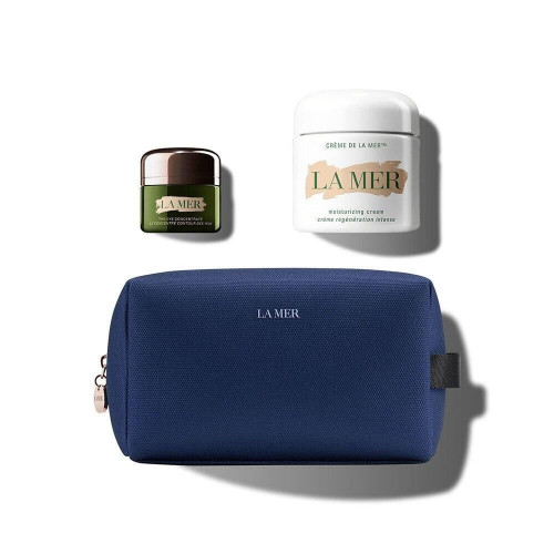 NEW LA MER The Soothing Moisture Duo