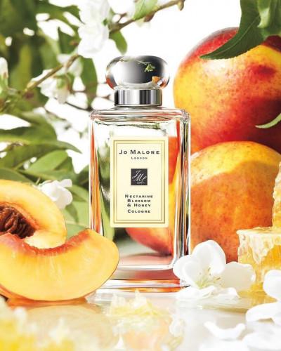 Nectarine Blossom & Honey Cologne 100 ml.
