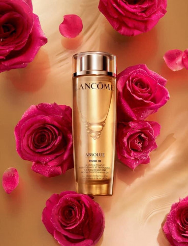 NEW LANCOME Absolue Rose 80 Lotion 150 ml.