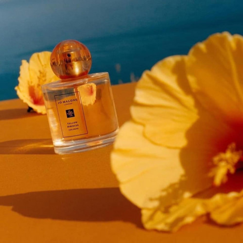 NEW JO MALONE YELLOW HIBISCUS COLOGNE - LIMITED EDITION 100 ML.