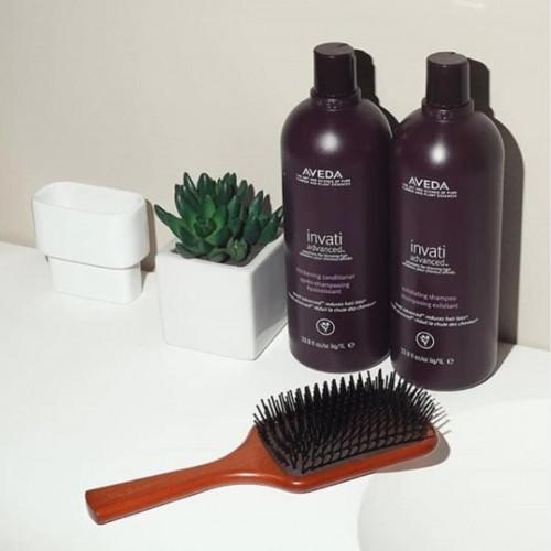 AVEDA Exfoliating Shampoo 1000 ml.  สูตรผมเส้นเล็ก