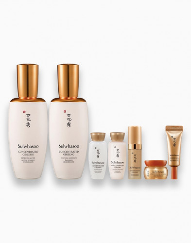 SULWHASOO CONCENTRATED GINSENG ANTI-AGING DAILY ROUTINE SET