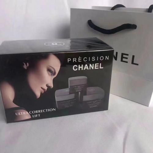 Chanel Ultra Corrction Lift 3 in 1 เซตบำรุงผิวหน้า 3 ชิ้น หน้าหลางวัน-กลางคืน-รอบดวงตา