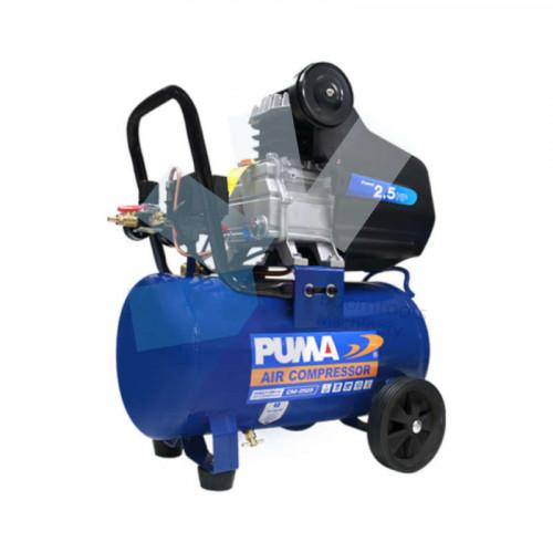ปั๊มลมโรตารี่ 2.5HP ถัง 25ลิตร PUMA 012998