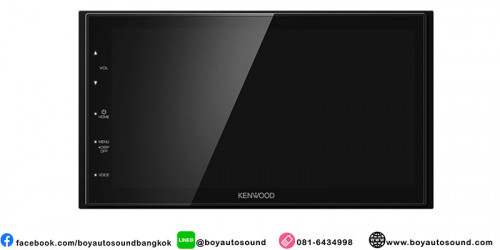 KENWOOD DMX5020s รุ่นน้องเล็ก แต่เด็ดไม่แพ้ใคร ด้วยฟังก์ชั่น apple carplay,android auto แถมจอยังเป็น 1