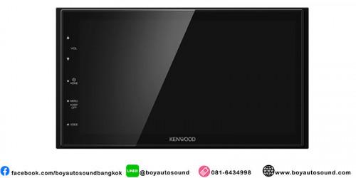 KENWOOD DMX5020s รุ่นน้องเล็ก แต่เด็ดไม่แพ้ใคร ด้วยฟังก์ชั่น apple carplay,android auto แถมจอยังเป็น 3