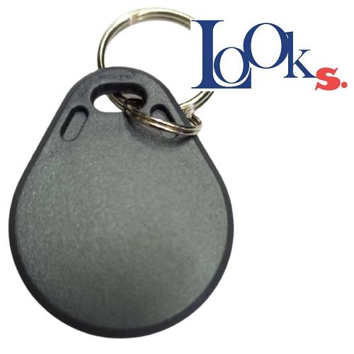 เหรียญหยดน้ำ สีเทา  1 กล่อง บรรจุ 100 อัน RFID 125KHz.