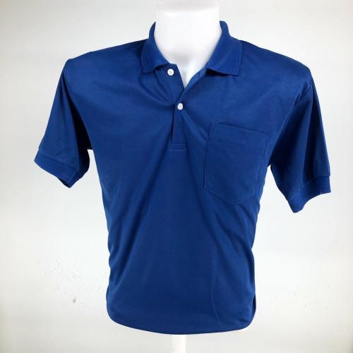 เสื้อคอปกโปโลแขนสั้น ผ้า ทีซี. ราคาถูก(แจกโฆษณา) 2