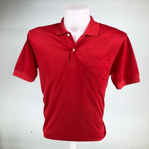 เสื้อคอปกโปโลแขนสั้น ผ้า ทีซี. ราคาถูก(แจกโฆษณา) 1