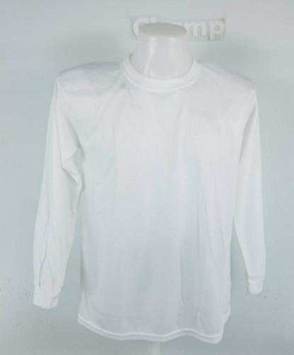 เสื้อยืดคอกลมแขนยาวผ้า ทีซี หลากสี โทร.093 2141239 ไลน์ champ999m