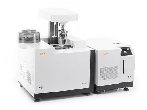 เครื่องหาค่าพลังงานความร้อน เครื่องวิเคราะห์หาค่าพลังงาน - Bomb calorimeter CKIC 5E-C5508 Automatic