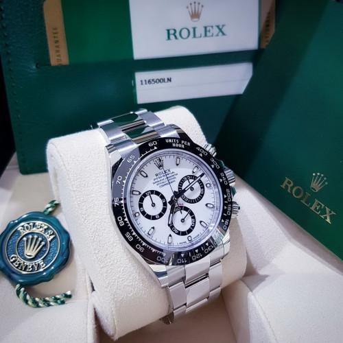 Rolex 116500LN Daytona ceramic