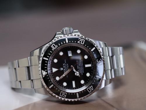 Rolex 116660 Sea Dweller Deepsea 44 mm.