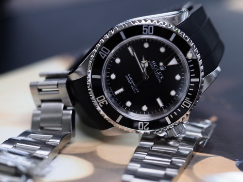 Rolex 14060 Submariner No Date