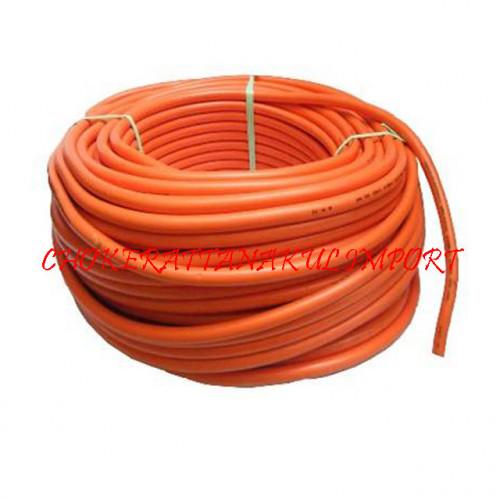 สายเชื่อมไฟฟ้าสีส้ม 35 SQ.MM 1000 เส้น ลวด0.12มม. รุ่นเต็ม