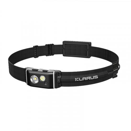 Klarus HR1 Pro ไฟฉายคาดหัวเพื่อเอาใจนักวิ่ง ขนาดบางพิเศษ และน้ำหนักเบา CREE XP-G2 สว่าง 400 Lumens
