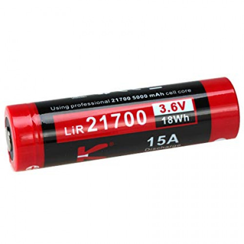 Klarus 21GT-50 5000mAh 21700 Power Lithium-ion Battery