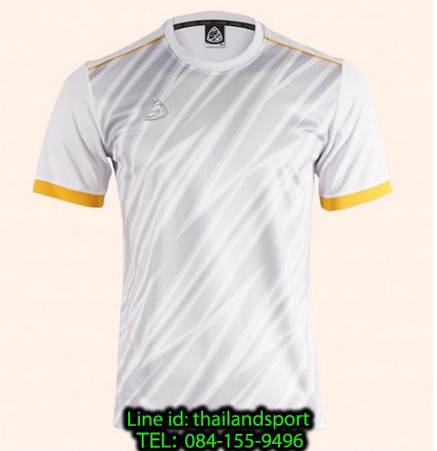 เสื้อ อีโก้ ego sport รหัส eg-5128 (สีขาว) พิมพ์ลาย
