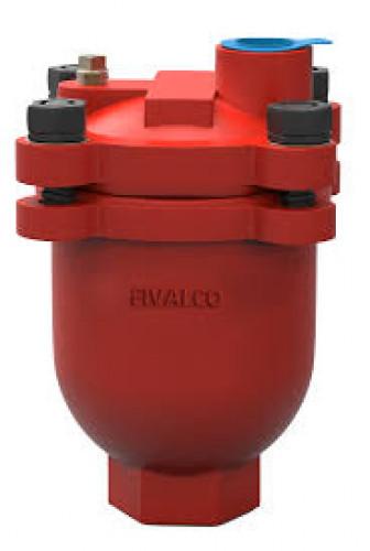 เเอร์เวนต์ระบายอากาศท่อดับเพลิง Diameter ท่อเข้า 1 นิ้ว รุ่น 9702 ยี่ห้อ FIVALCO มาตฐาน