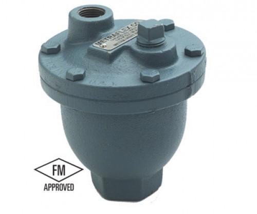 เเอร์เวนต์ระบายอากาศท่อดับเพลิง Diameter ท่อเข้า 1/2 นิ้ว รุ่น MV-15C ยี่ห้อ METRAFLEX มาตฐาน FM