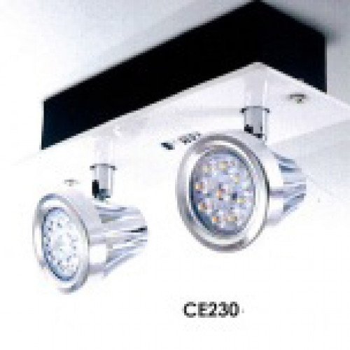 MAX BRIGHT REMOTE LAMP LED 220 VAC. (Ceiling / wall mount) Model. CE 230