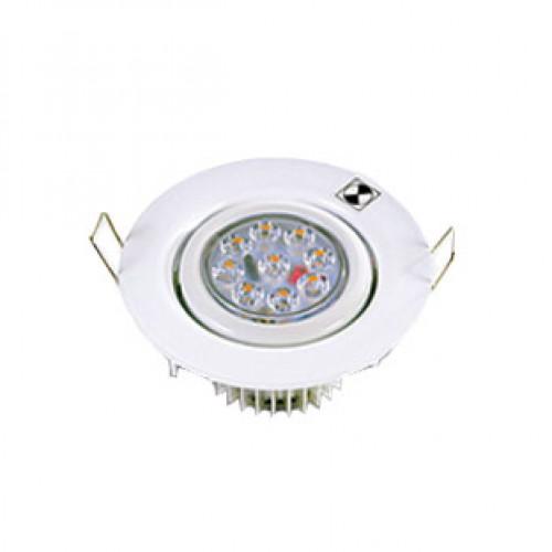 MAX BRIGHT REMOTE LAMP LED 220 VAC. (Downlight) Model. CE 309