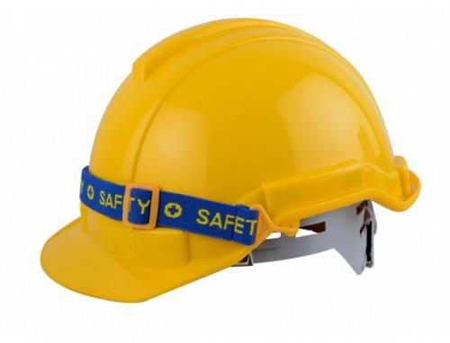 หมวกเซฟตี้ ปรับหมุน (สีเหลือง) มอก. รุ่น GS32 YAMADA
