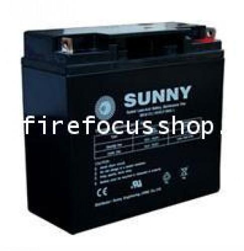 SUNNY แบตเตอรี่แห้งชนิดตะกั่วกรดขนาด 12V-15AH รุ่น SN15-12