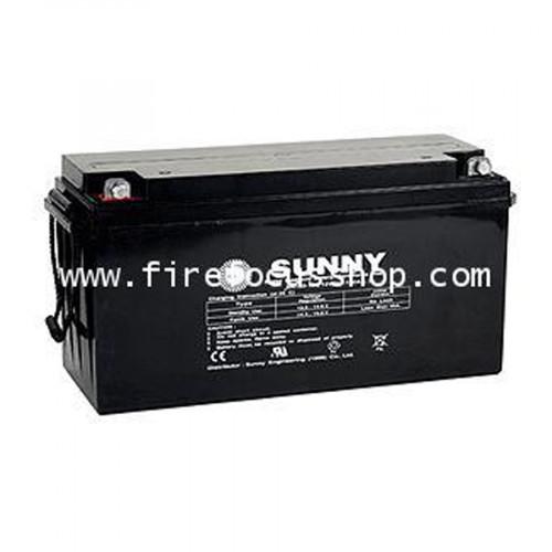 SUNNY แบตเตอรี่แห้งชนิดตะกั่วกรดขนาด 12V-150AH รุ่น SN150-12