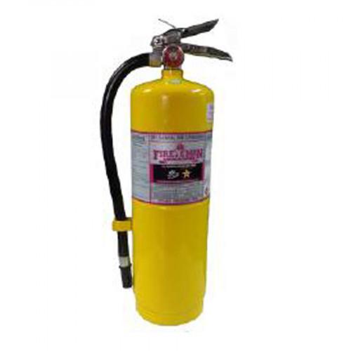 FIREMAN  ดับเพลิงชนิดผงเคมีแห้งสำหรับดับวัสดุโลหะ Class D