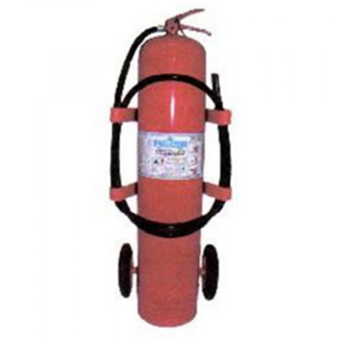 FIREMAN  เครื่องดับเพลิงชนิดพรีมิกซ์โฟมแบบมีล้อเข็น รุ่น 50 lbs, AFFF