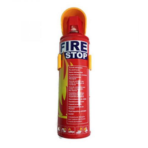 ถังดับเพลิงชนิดฟองโฟมเหมาะติดกับรถยนต์ขนาด 1,000 มิลลิลิตร ยี่ห้อ Fire Stop