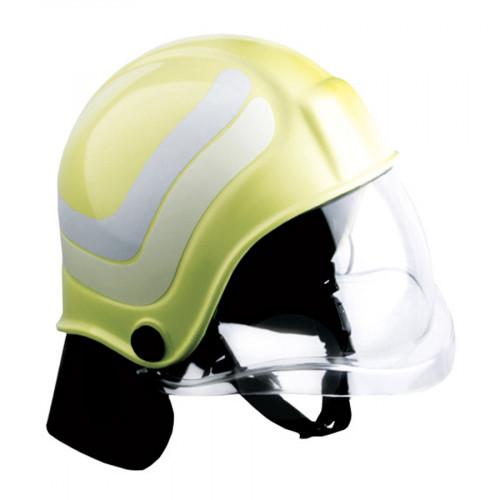 หมวกพนักงานดับเพลิง รุ่น Fire03 ยีห้อ PAB มาตรฐาน EN