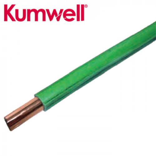 KUMWELL Circular Conductors (Copper-Bonded Steel with Insulation) Model. WE-COCBU