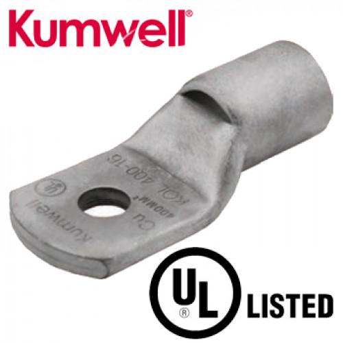 KUMWELL Copper Lugs Barrel Short Pad Blank (UL Listed) Model. KOL